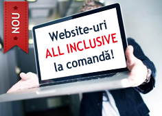 website all inclusive custo